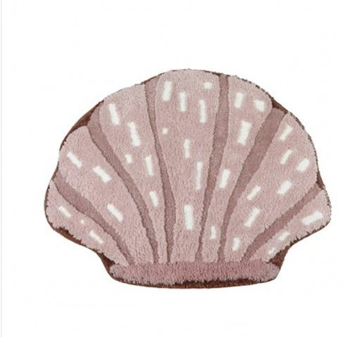Modern Seashell Area Rug