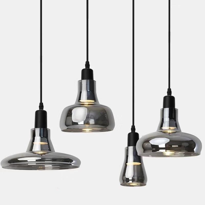 Shadow Glass Pendant Lights
