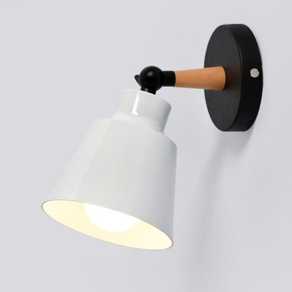 Wall Sconce black and white