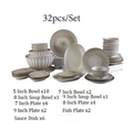Chandi Ceramic Dinnerware Set