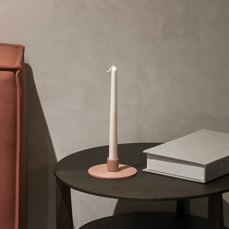 Pin Point Ceramic Candle Holders