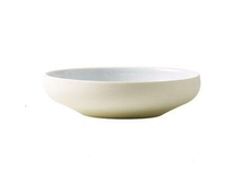 Load image into Gallery viewer, Yellow deep porcelain plate