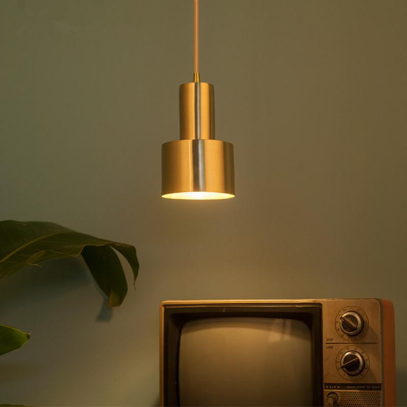 Modern Metal Spotlight for Ceiling and Wall Home Decor Gold