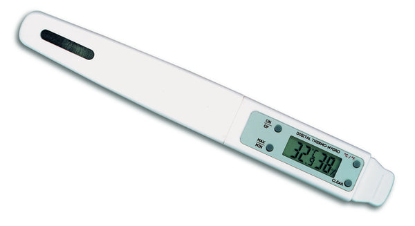 Digital Pocket Thermo-Hygrometer - Boston Instruments and Equipment Co.
