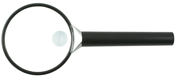 Handheld Magnifying Glass, Magnification 2 x and 4 x - Boston Instruments and Equipment Co.