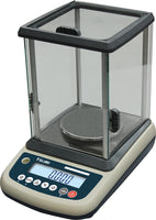 Precision Balance with windshield, 300g x 0.001g - Boston Instruments and Equipment Co.