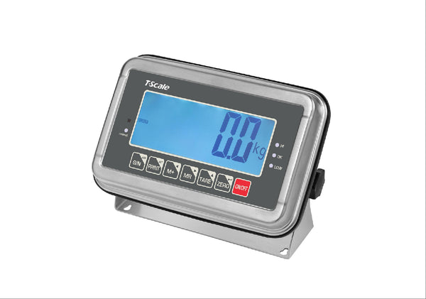 Bluetooth Enabled Weighing Indicator - Boston Instruments and Equipment Co.