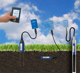 TDR Soil Moisture with Probes - Boston Instruments and Equipment Co.