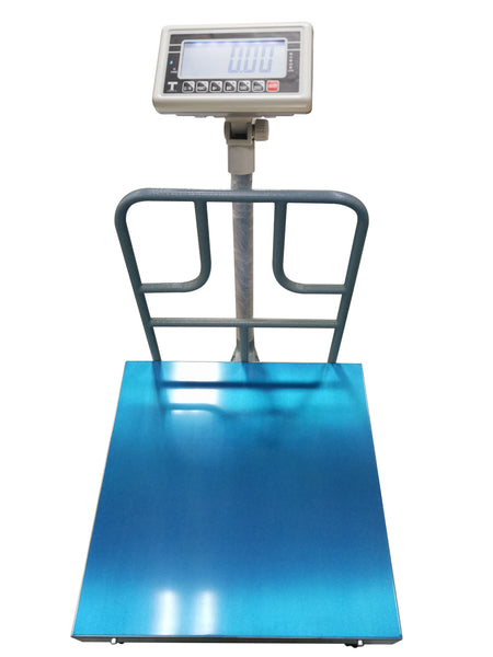 Platform Weighing Scale with Bluetooth Enabled Indicator, 300kg x 100g - Boston Instruments and Equipment Co.