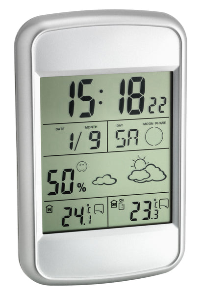 Wireless weather station - Boston Instruments and Equipment Co.