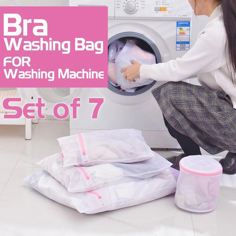 Bra Wash Bag For Washing Machine
