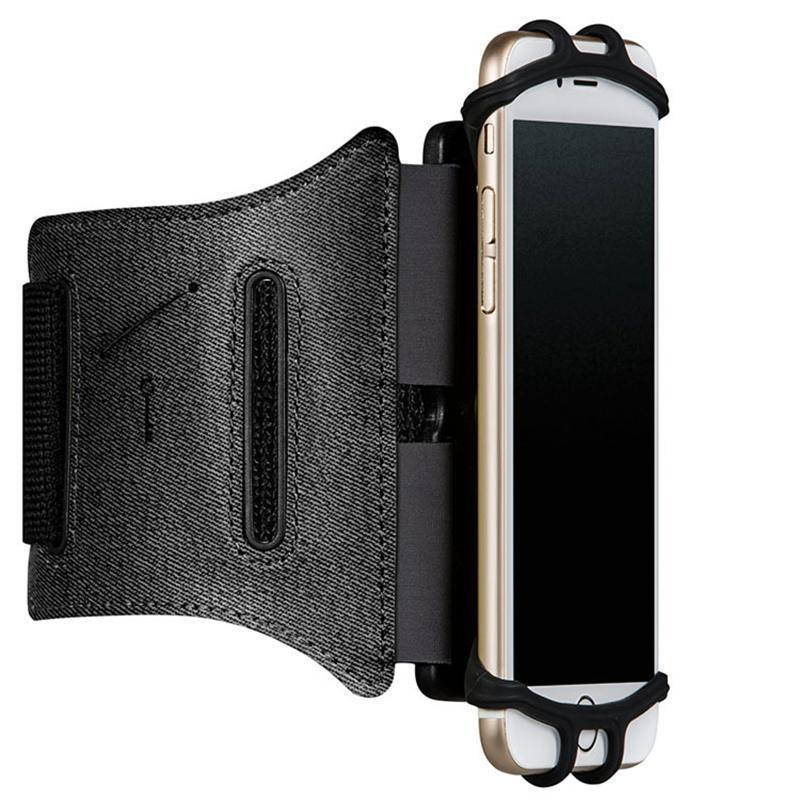 Cadevot a?¡é 180 ?¡ã Swivel Sport Armband Cell Phone Holder