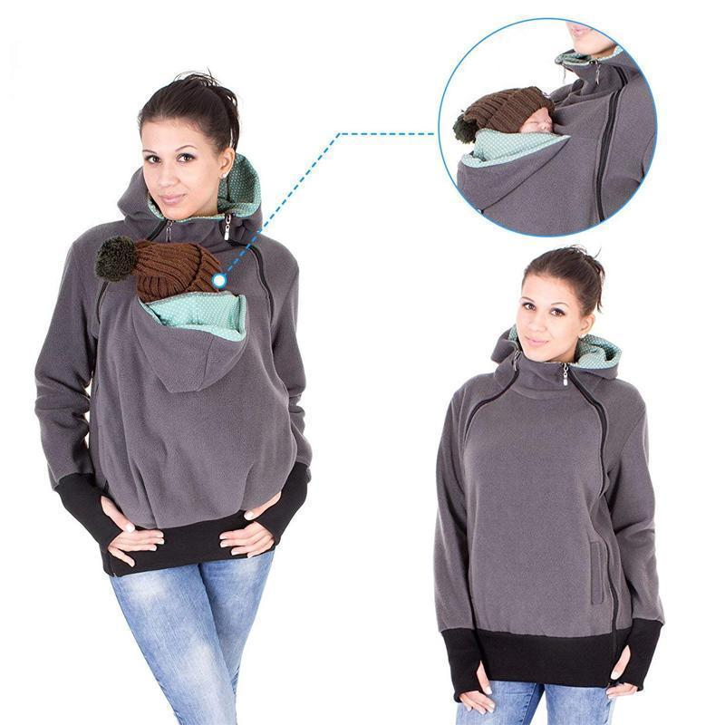 Kangaroo Hoodie for Mom and Dad