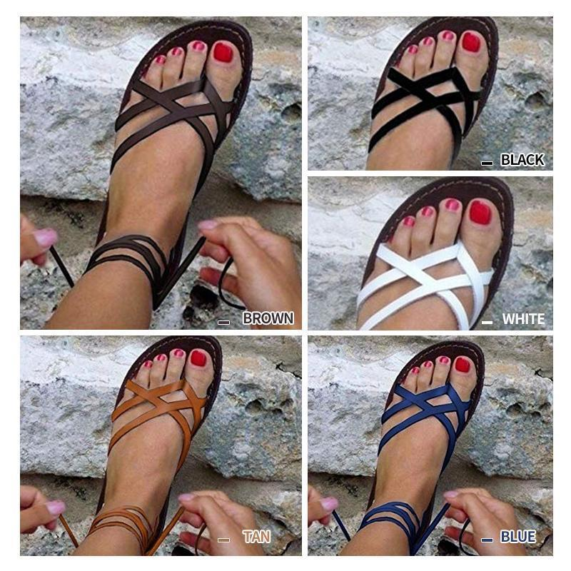 Casual Bandage Sandals & Beach Sandals