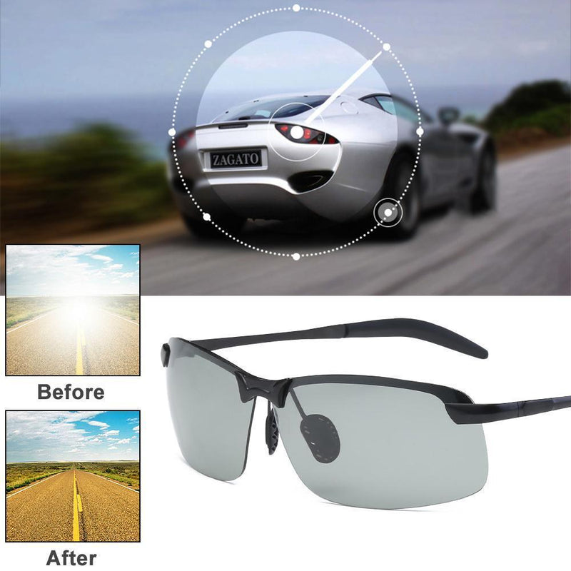 🔥LAST DAY PROMOTION🔥Polarized color changing sunglasses