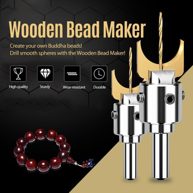 Wooden Bead Maker