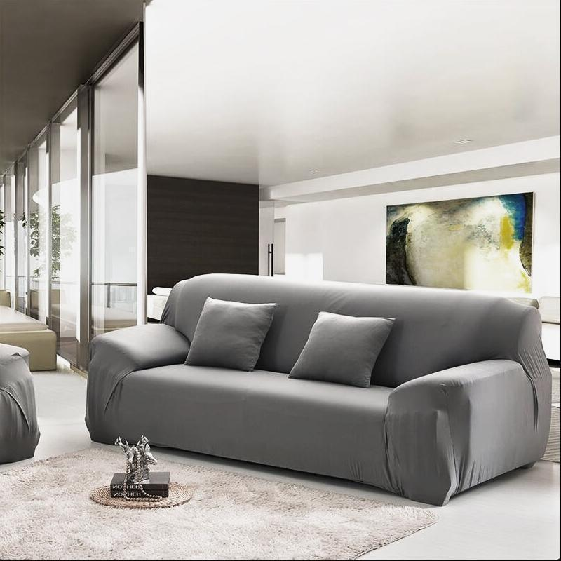 Bankhoes 3 Zits.Universal Elastic Sofa Cover Newerby
