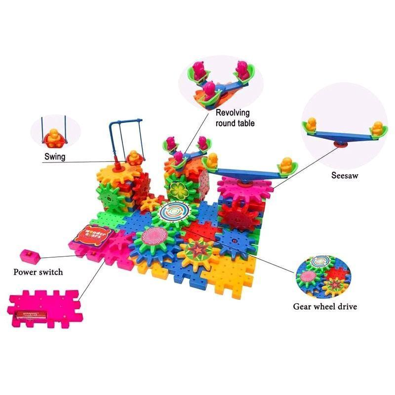 3D Brain Trainer Kit For Children