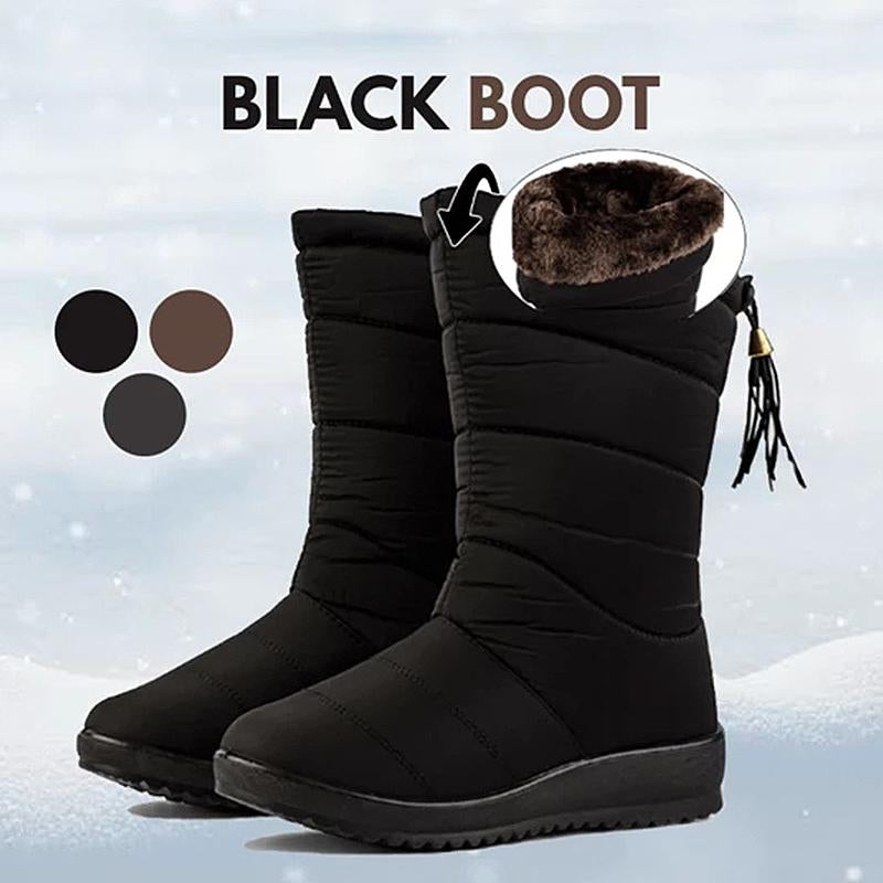 Winter waterproof boots