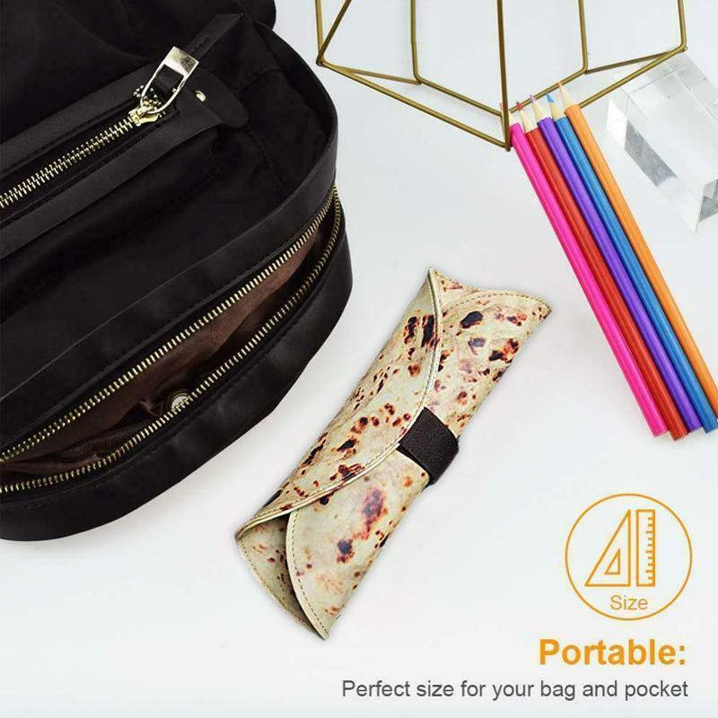 Creative Stationary - Burrito Roll Pen Bag