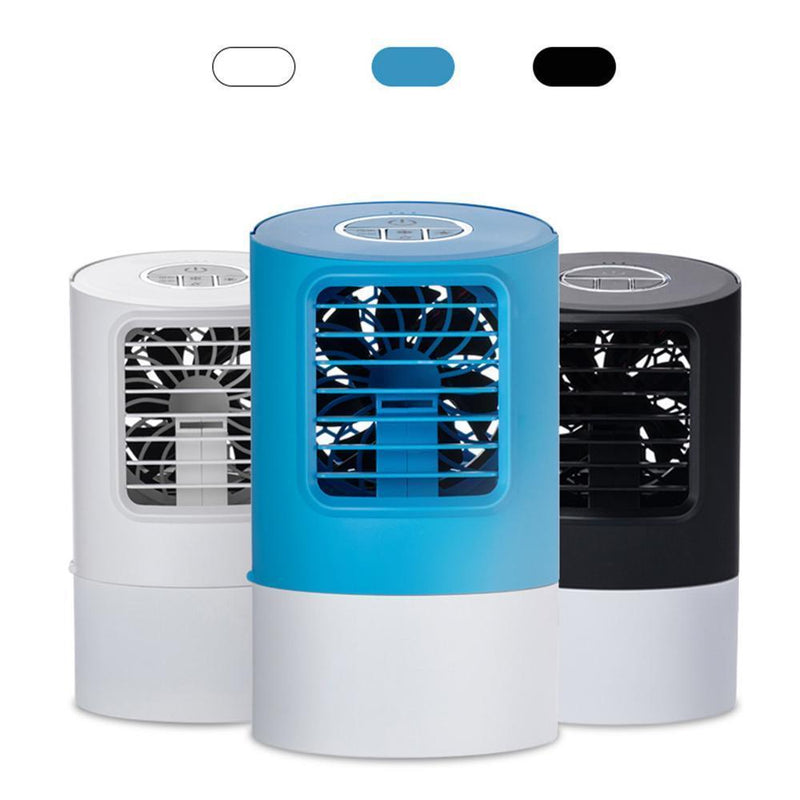 Round Portable Mini Air Cooler