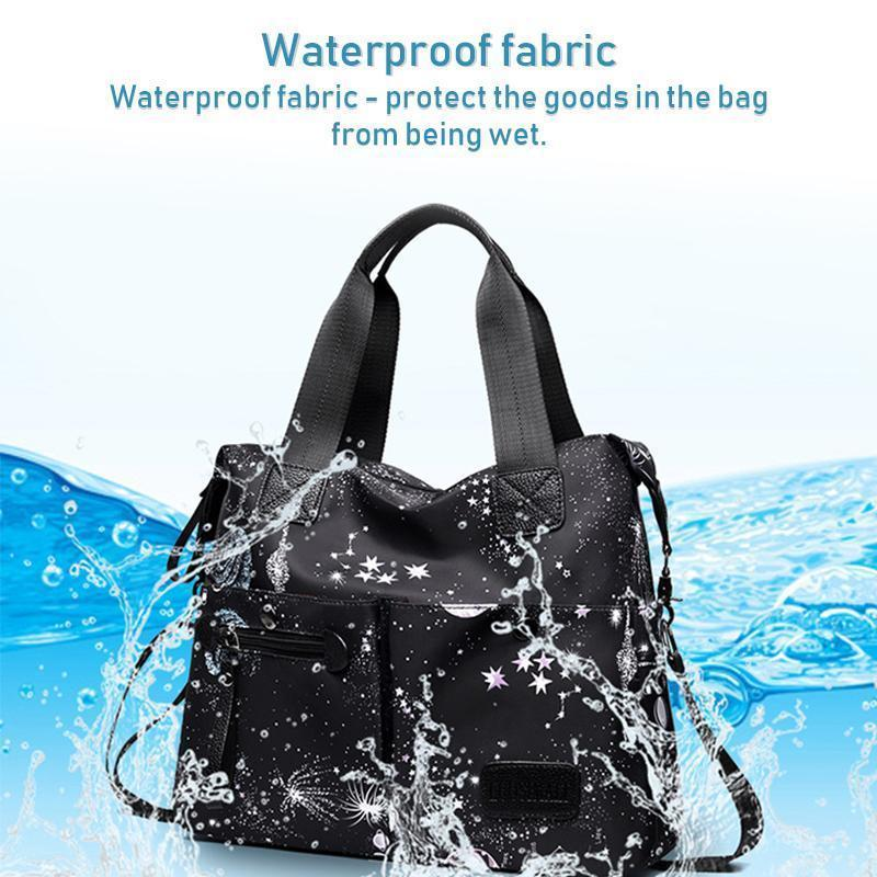 Waterproof Large Capacity Shoulder Bag
