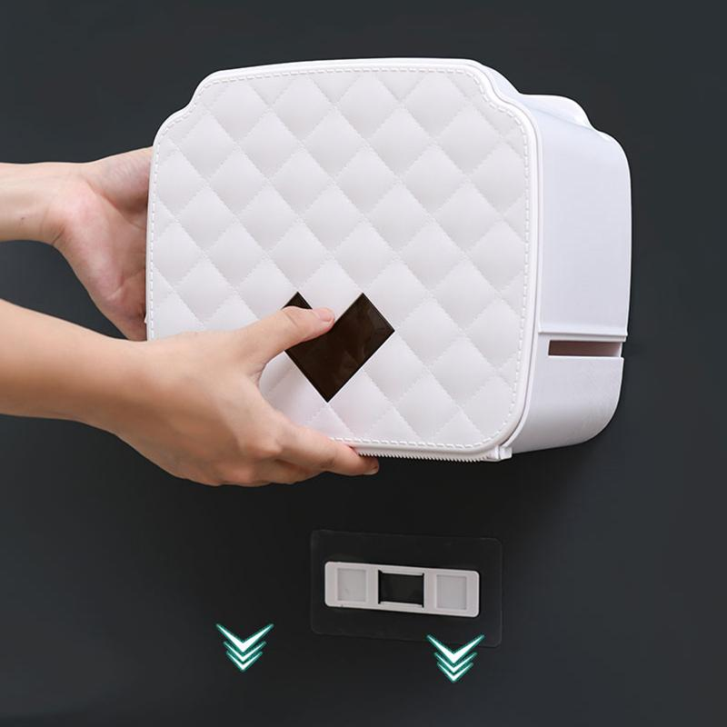 Multifunctional Waterproof Toilet Paper Holder