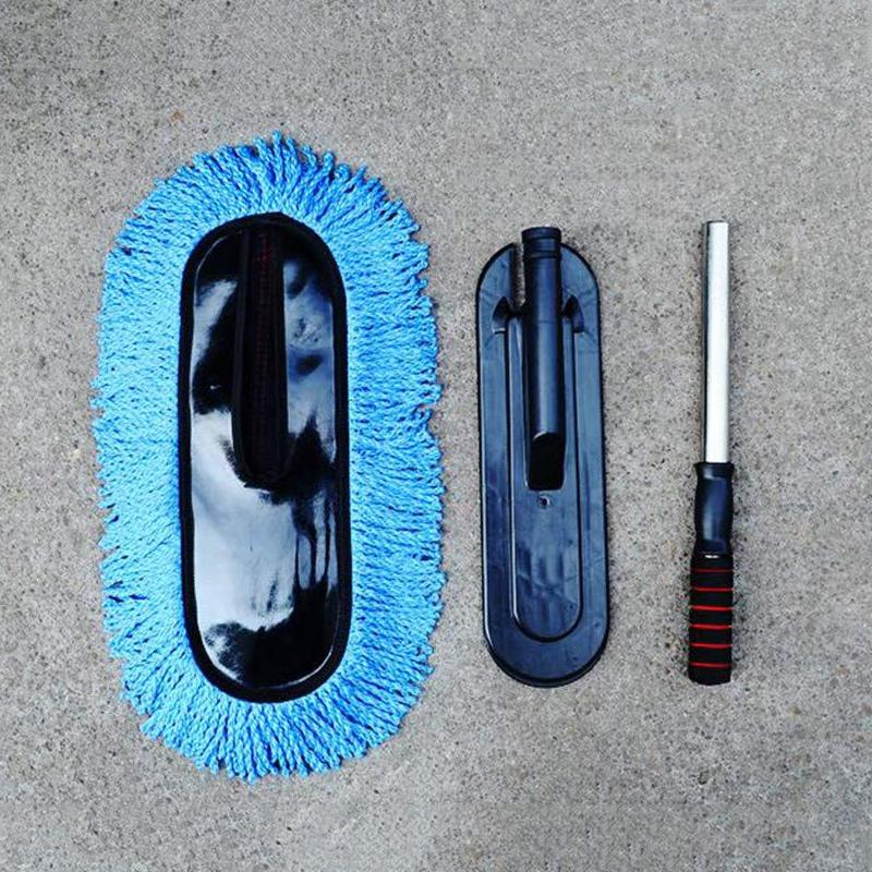 Telescopic Car Dust Collector Cleaning Tool