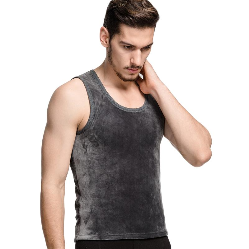 Delux Warm Fleece Vest