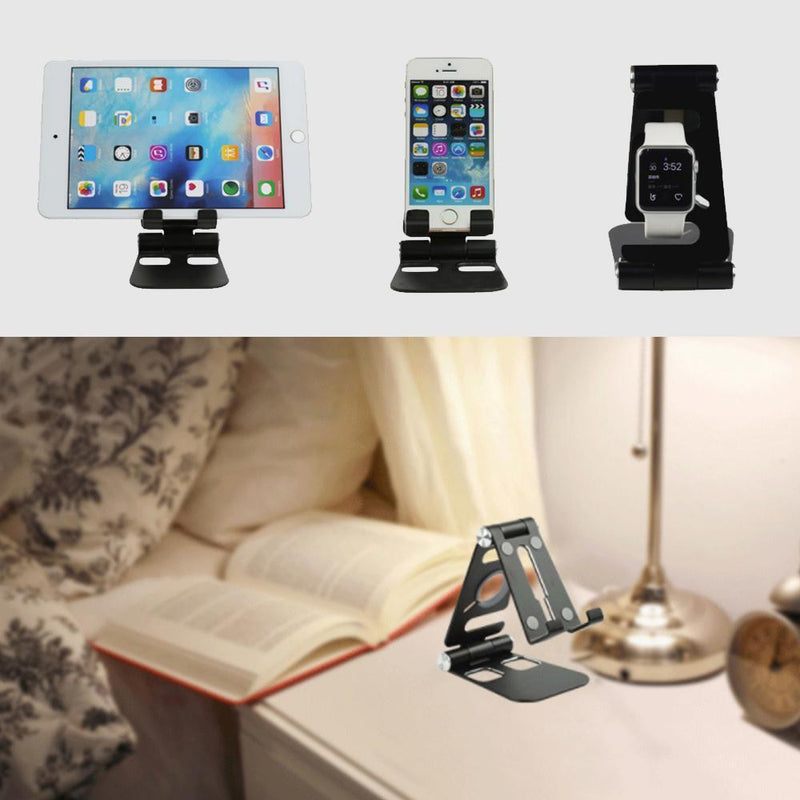 Foldable Storage Stand For Phone, Tablet