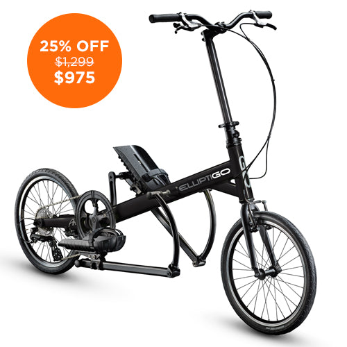 ElliptiGO Arc 8 - 25%