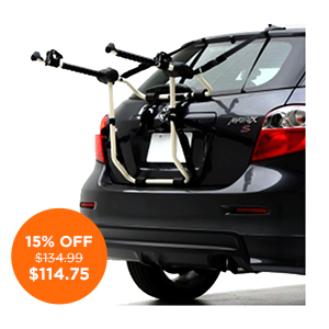 Pre-Owned Gordo Trunk Rack with Modification Kit - 15% off