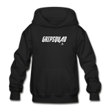GripSquad Youth Hoodie - black