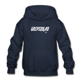 GripSquad Youth Hoodie - navy