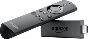 Amazon Fire TV Stick with Alexa Voice Remote - Black