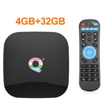 Load image into Gallery viewer, Q+ Android Smart TV Box