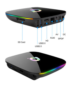 Q+ Android Smart TV Box