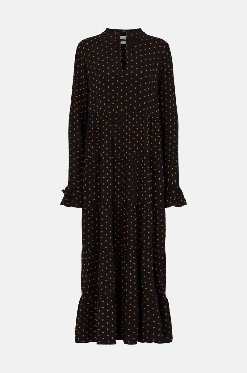 Musette maxi dress