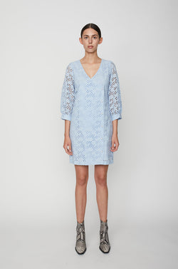 Avador wrap dress