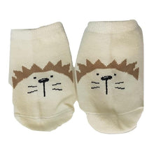 Load image into Gallery viewer, BigglyBoo Animals Baby Socks — Chubby Lion - BigglyBoo Baby Socks
