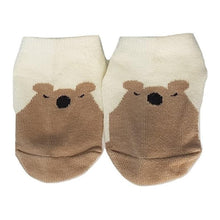 Load image into Gallery viewer, BigglyBoo Animals Baby Socks — Lazy Koala - BigglyBoo Baby Socks