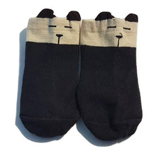 Load image into Gallery viewer, BigglyBoo Animals Baby Socks — Tiny Mousie - BigglyBoo Baby Socks