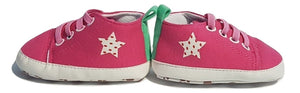 BigglyBoo Baby Shoes — Star Sneakies - BigglyBoo Baby Socks