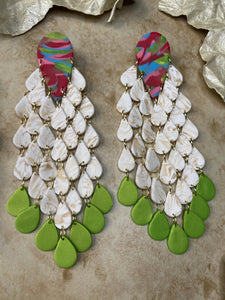 PALM (white, translucent, red, green)