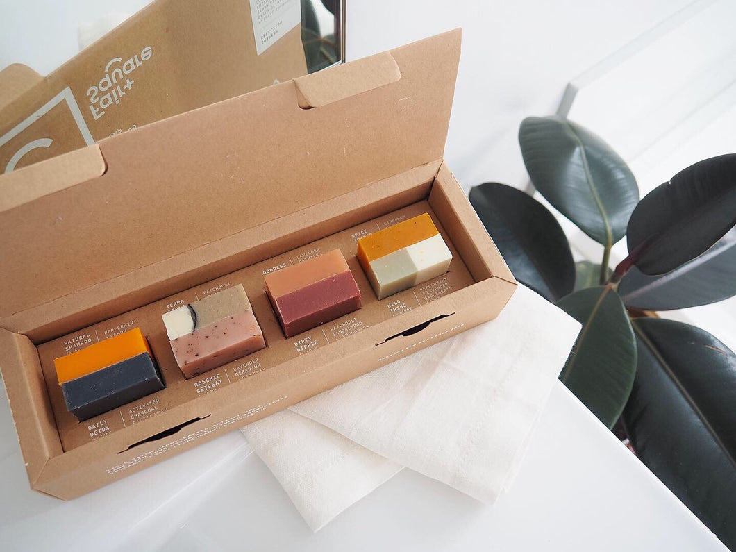 Fair & Square Sample Box