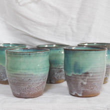 Load image into Gallery viewer, 8oz Turquoise Wanderers Mug