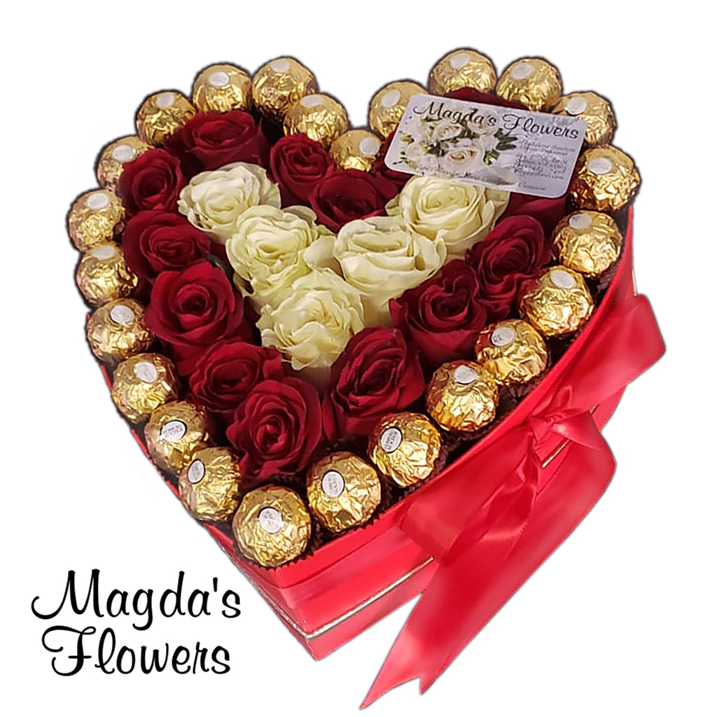 Sweetheart Rose Box