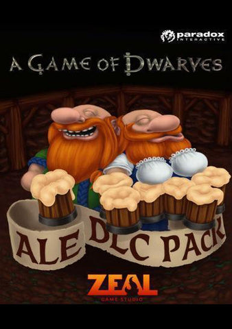 A Game of Dwarves - Ale Pack (DLC)-caveofcodes