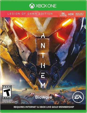Anthem - Legion of Dawn Edition (Xbox One)-caveofcodes