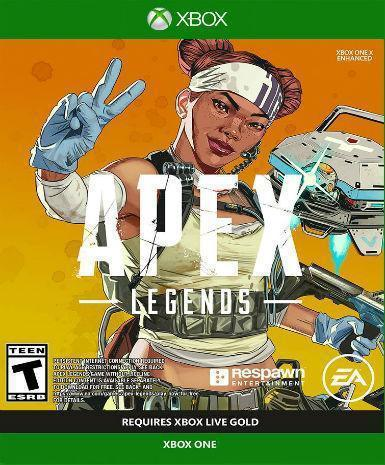 Apex Legends Lifeline Edition DLC (Xbox one)